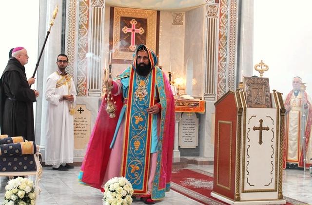 Syrisk ortodoxa kyrkan i Norsbrg