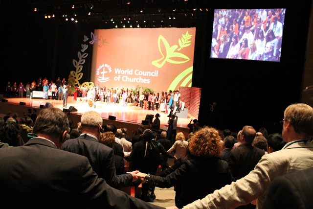 Kyrkornas världsråd Busan
