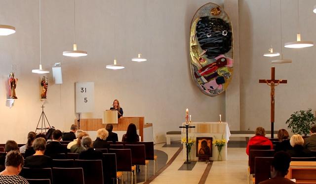 Katolska kyrkan Sundsvall