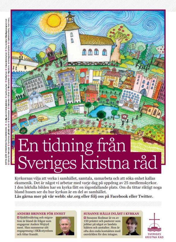 SKR-tidningen 2014