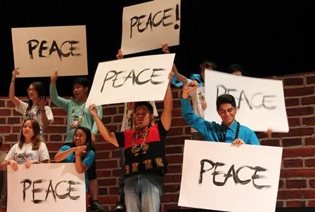 Fred kyrkornas världsråd busan