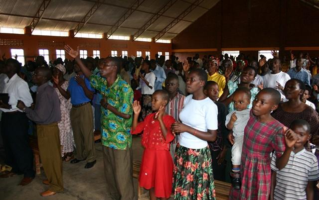 Rwanda Kyrka