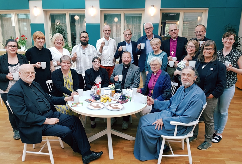Sveriges kristna råd samverkar med Fairtrade Sverige när det gäller Kyrka för Fairtrade. Foto: Mikael Stjernberg.