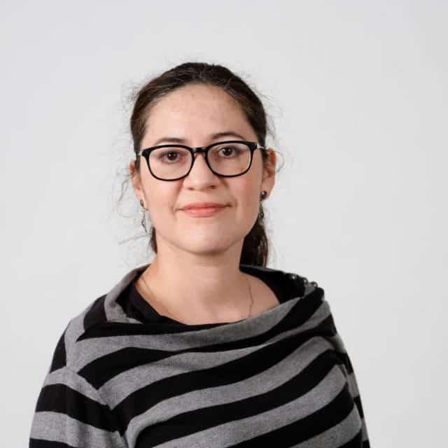 Alexandra Iriarte