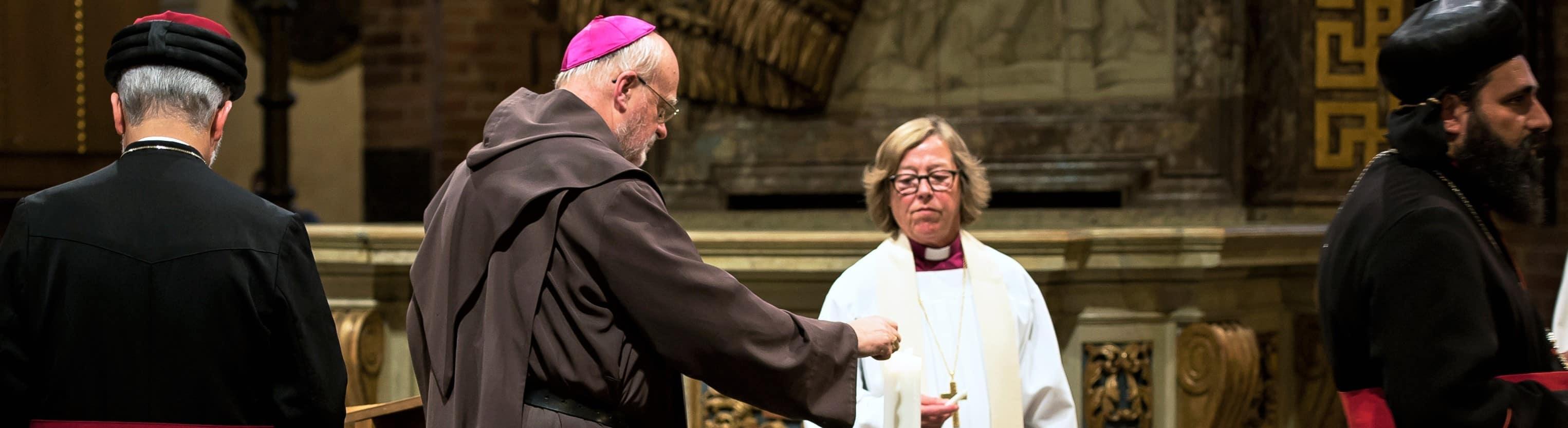 Ekumenisk teologi