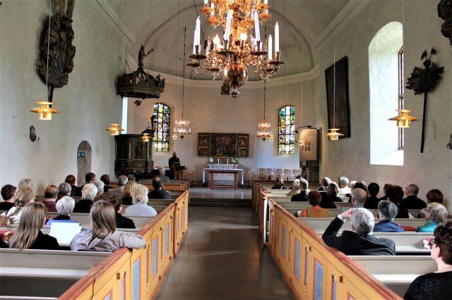 Lutherska kyrkor