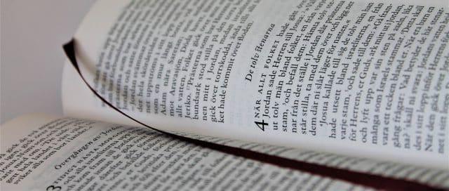 Bibeln innehåller ...