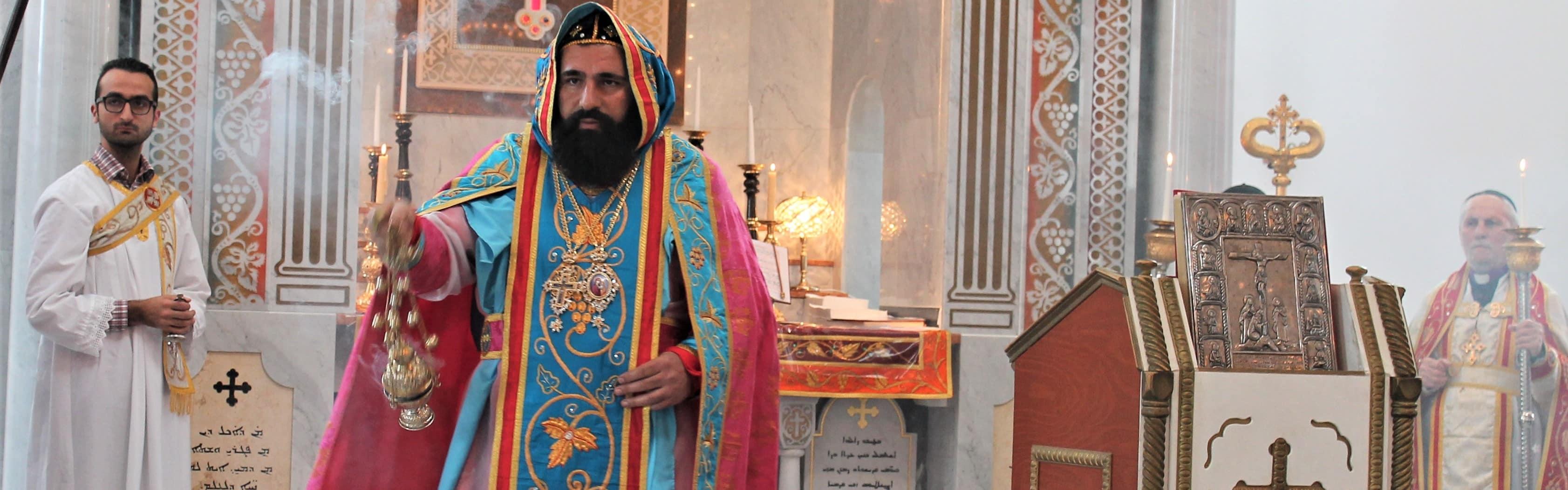Syrisk-ortodoxa kyrkan (Syrisk-ortodoxa partiarkatets ställföreträdarskap i Sverige)