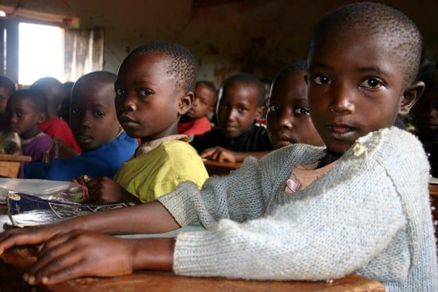 Burundi skola