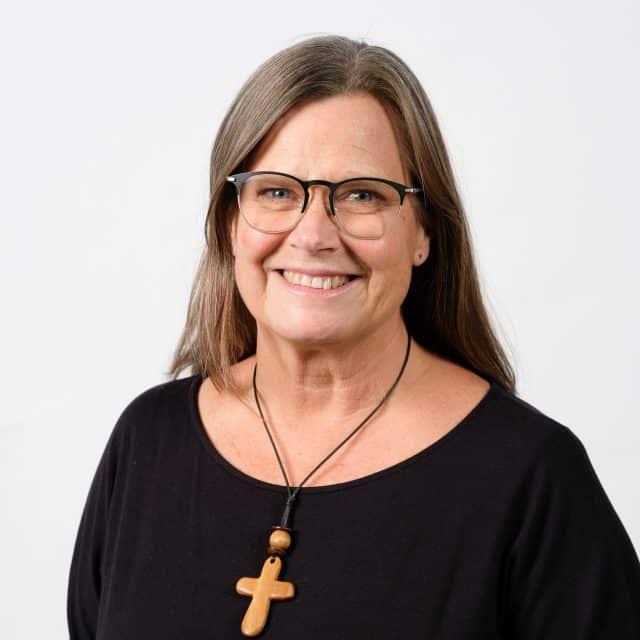 Karin Wiborn, generalsekreterare