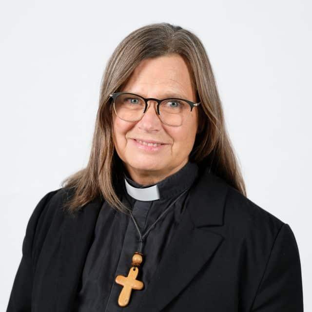 Karin Wiborn, generalsekreterare. Foto: Arne Hyckenberg.