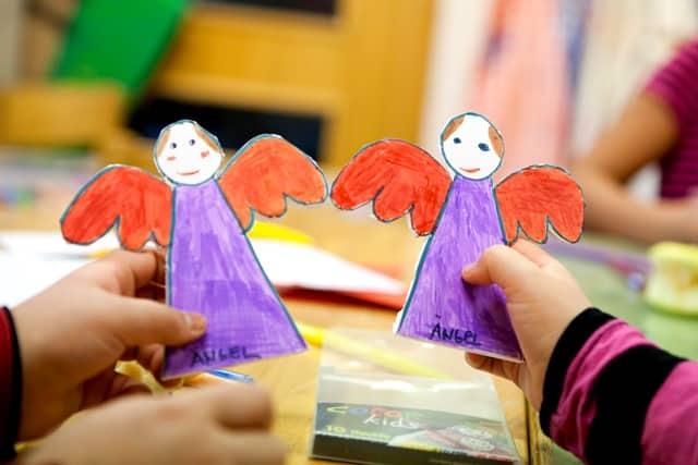 Bönedagen för världens barn infaller den 2 oktober. Foto: Jonas Tobin / Ikon.