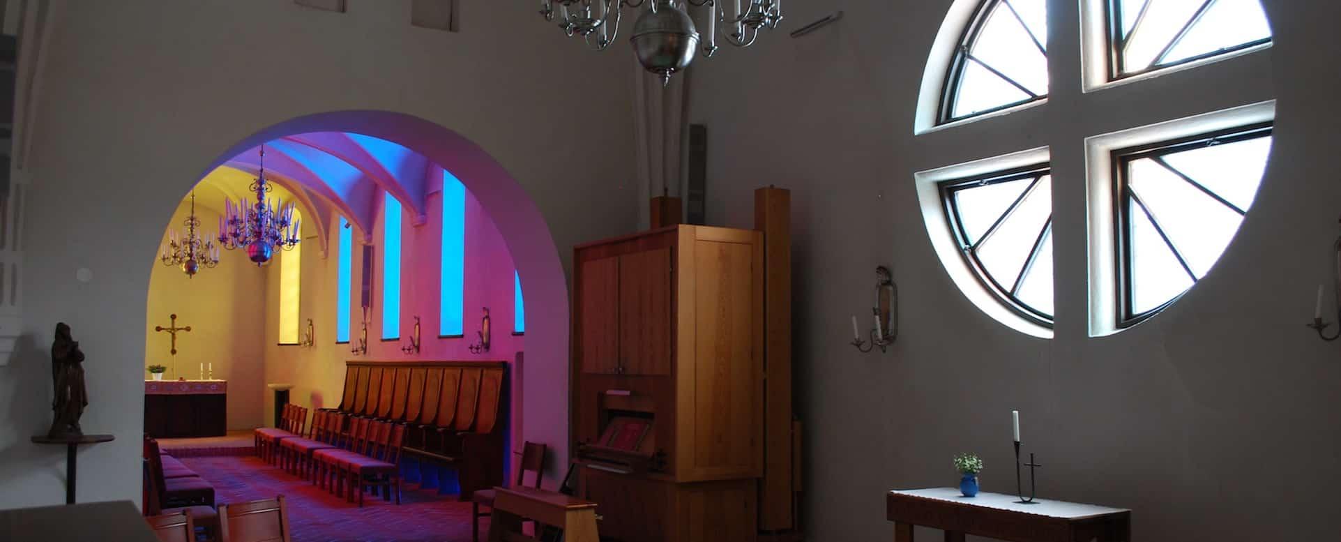 INSTÄLLT: Receptive Ecumenism