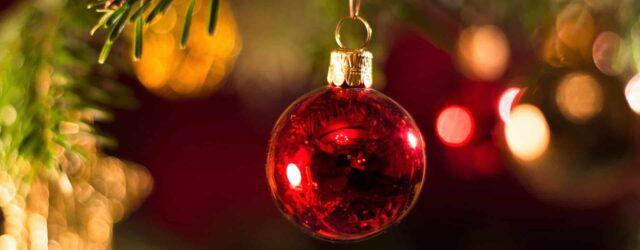 """""""Var inte rädda"""" – Julhälsning från Anders, Lasse, Antje, Benjamin och Karin"""