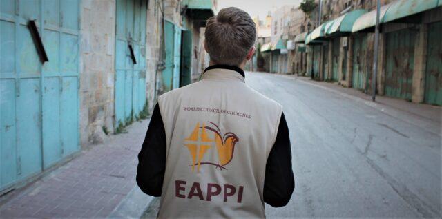 Följeslagarprogrammet begränsar tillfälligt sin verksamhet i Hebron
