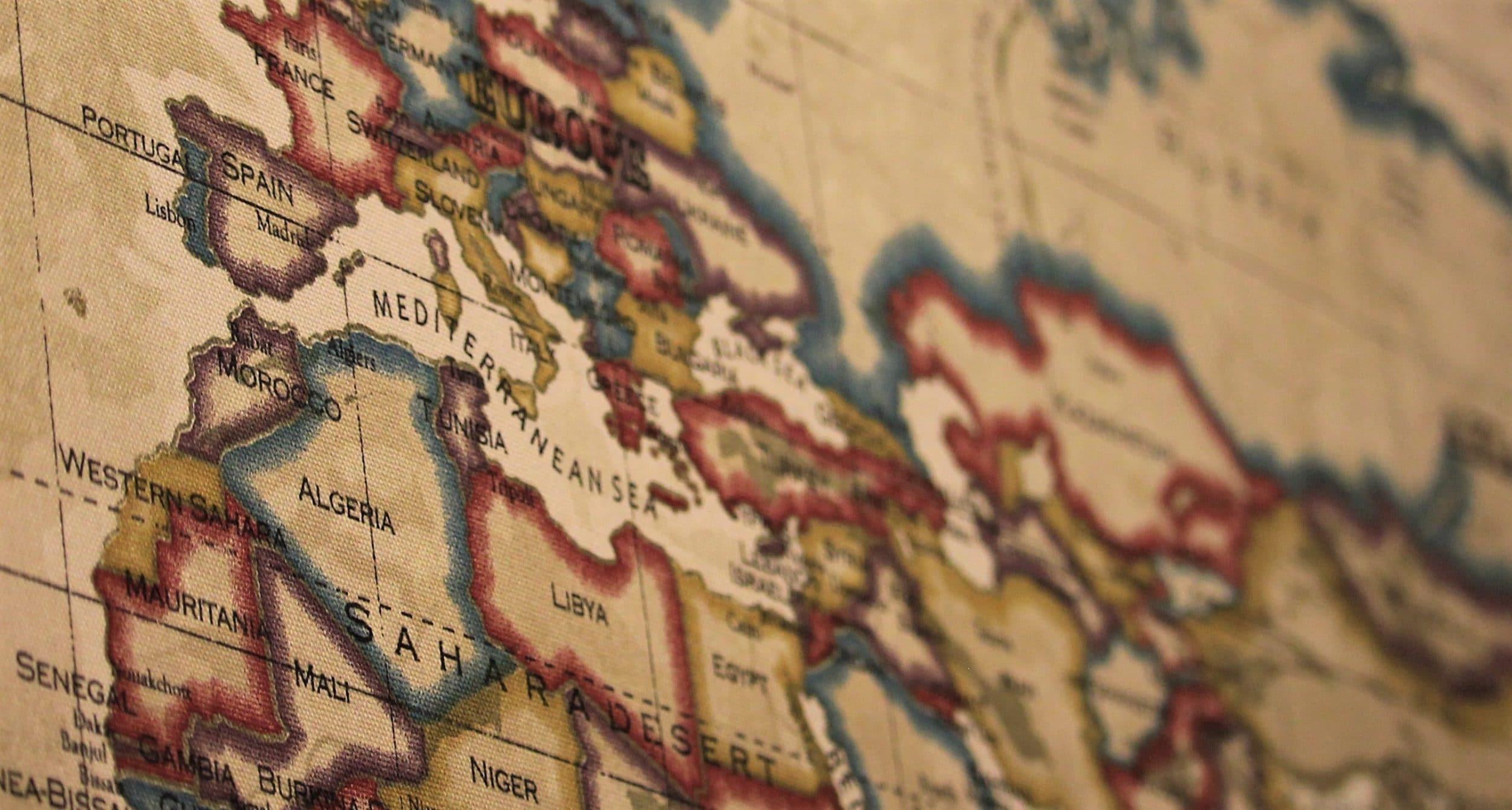 Kyrkornas nätverksdagar kring migration och integration