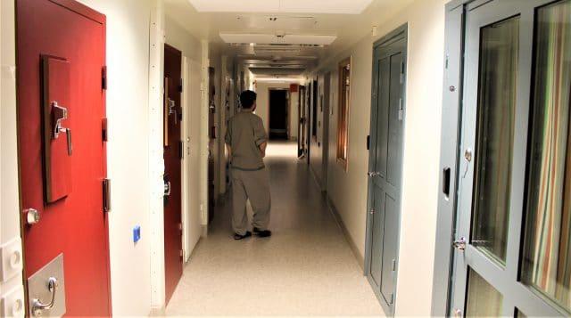 Konsulent för andlig vård i Kriminalvården