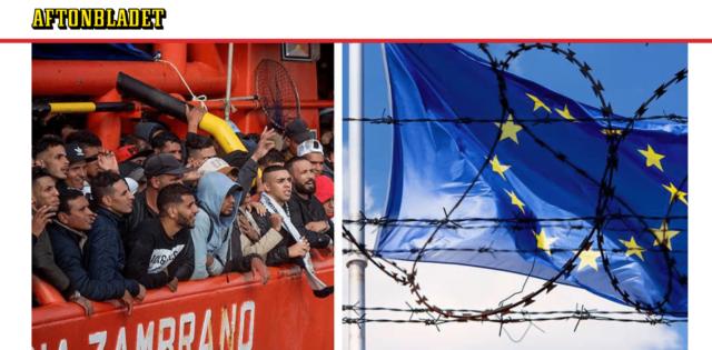 """46 organisationer: """"Låt inte migrationen villkora EU:s bistånd"""""""