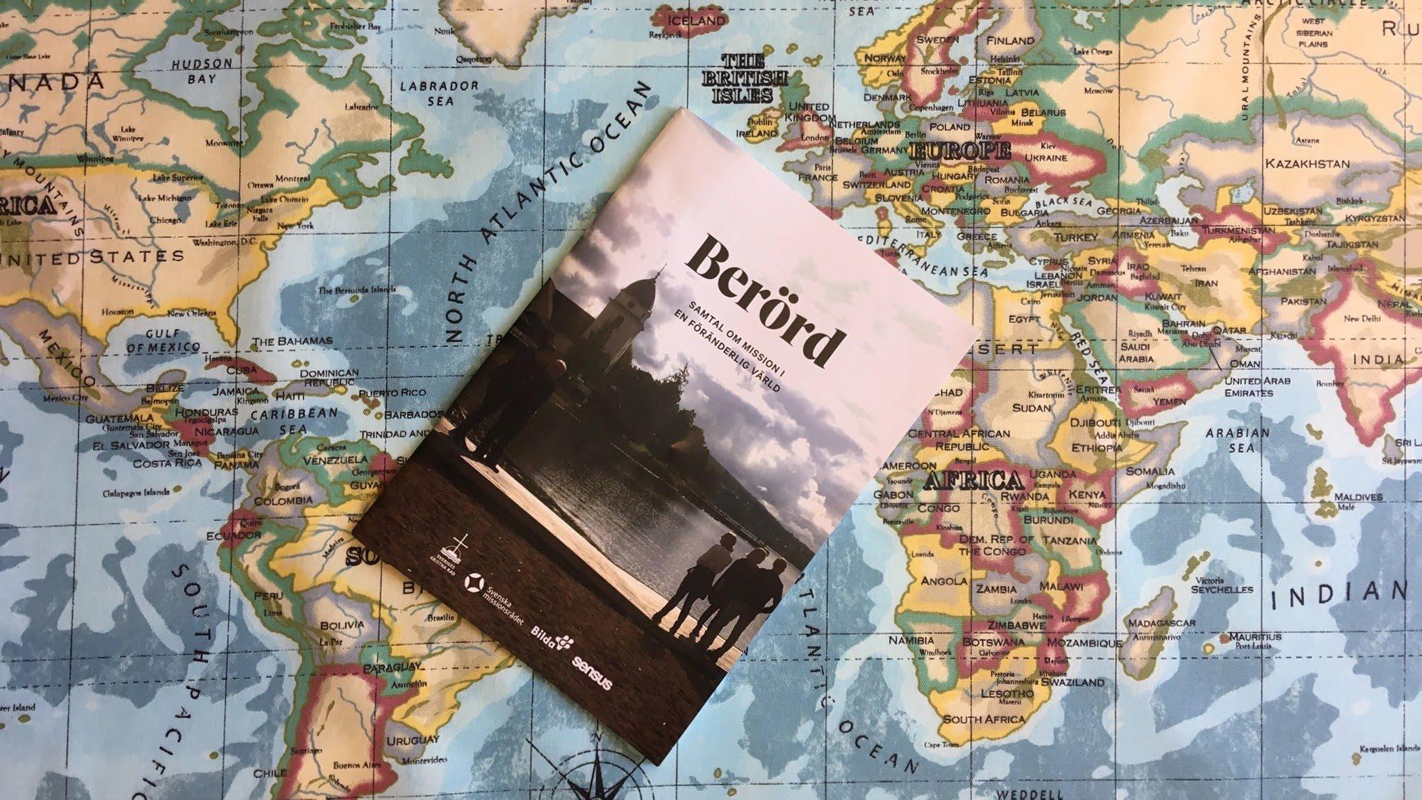 Berörd – ett nytt material om en unik pilgrimsprocess