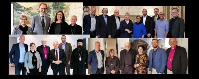 Efter fyra möten med ministrar – hör verkligen tro och politik samman?
