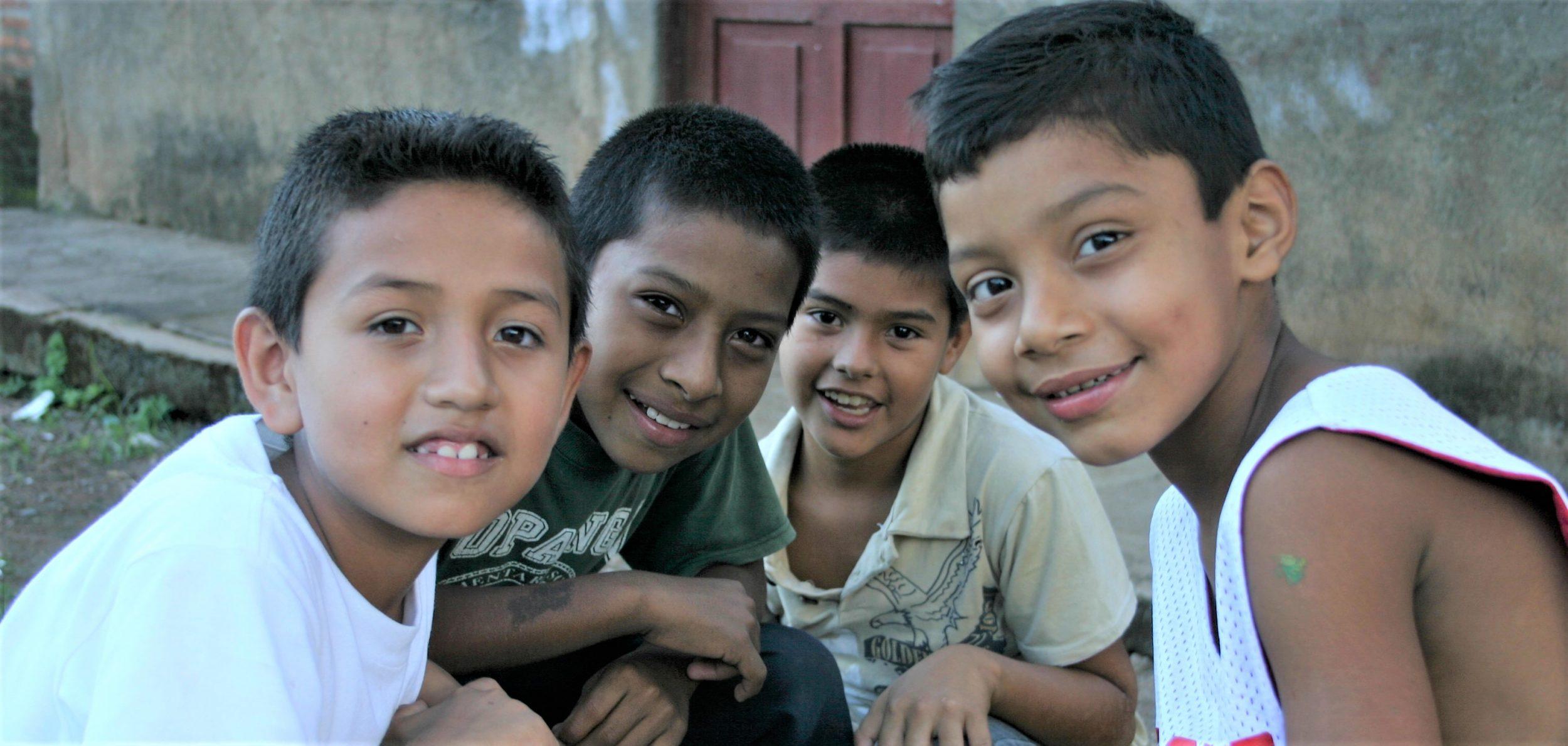 Böndag för världens barn den 6 oktober