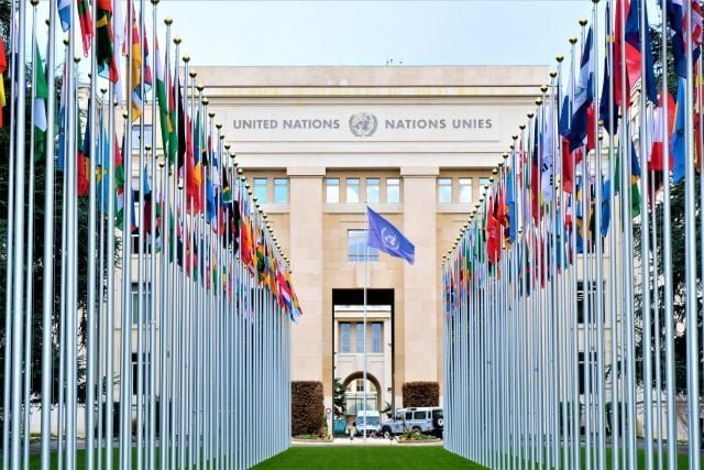 Kyrkor presenterade rapport i FN inför granskning av mänskliga rättigheter i Sverige