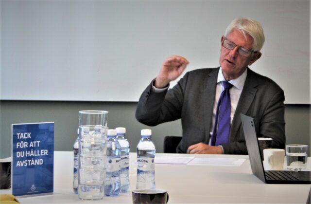 Kyrkorna Motte Folkhalsomyndighetens Generaldirektor Sveriges Kristna Rad