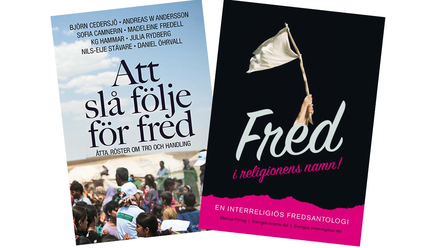 Böcker om fred och religion