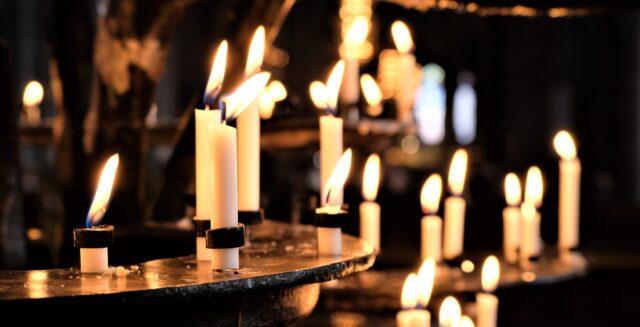 Nationell minneshögtid i Uppsala domkyrka