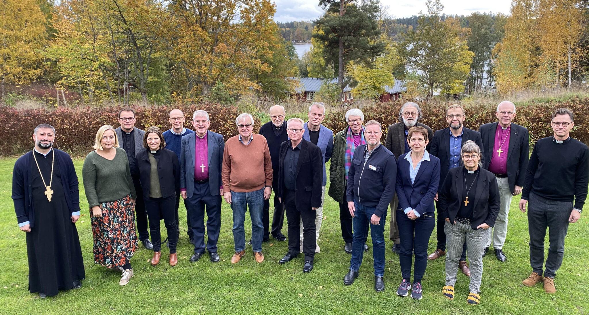 Sveriges kristna råds kyrkoledardygn 2021